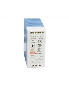 Black Box MDR-40-12 virtalähdeyksikkö 40 W Sininen, Valkoinen Black Box MDR-40-12 - 1