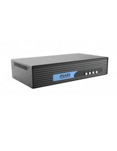 Smart-AVI SDPN-4D-P KVM-kytkin Musta Black Box SS4P-DH-DP-UCAC - 1