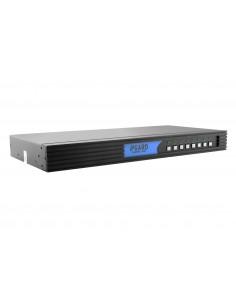 Black Box Blackbox Secure Kvm Switch, Sh, 8-port,dv Black Box SS8P-SH-DVI-U - 1
