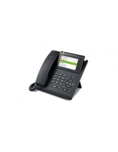 Unify OpenScape CP600 IP-puhelin Musta Johdollinen puhelin LED Unify L30250-F600-C428 - 1