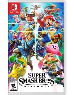Nintendo Super Smash Bros. Ultimate videopeli Switch Perus Nintendo 2524540 - 1