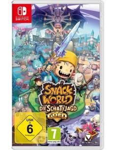 Nintendo Snack World: Die Schatzjagd - Gold videopeli Switch Perus Nintendo 2525540 - 1