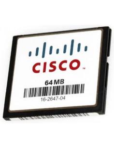 Cisco MEM-C4K-FLD64M= networking equipment memory 0.064 GB 1 pc(s) Cisco MEM-C4K-FLD64M= - 1