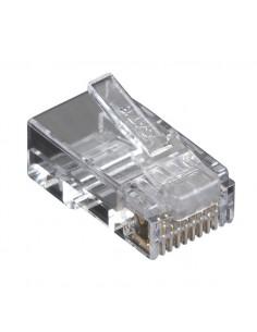 Black Box 50x Value Line Cat6 Läpinäkyvä liitinjohto Black Box C6-MP-U-50PAK - 1