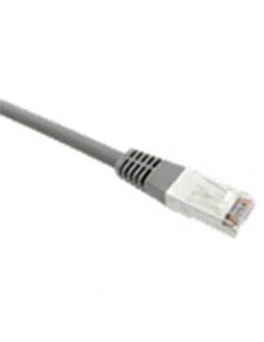 Black Box CAT6A-GRY-1M verkkokaapeli S/FTP (S-STP) Harmaa Black Box CAT6A-GRY-1M - 1