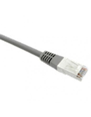 Black Box CAT6A-GRY-3M verkkokaapeli S/FTP (S-STP) Harmaa Black Box CAT6A-GRY-3M - 1