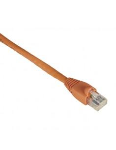 Black Box 0.3m UTP Cat6 verkkokaapeli 0.3 m U/UTP (UTP) Oranssi Black Box EVNSL649-0001 - 1