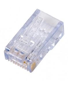 Black Box FM850-25PAK liitinjohto RJ45 Läpinäkyvä Black Box FM850-25PAK - 1