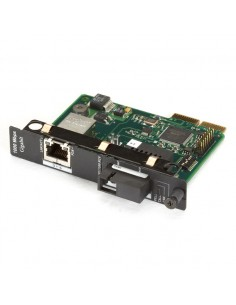 Black Box LGC5844C-R3 verkon mediamuunnin 1000 Mbit/s 1550 nm Sisäinen Musta Black Box LGC5844C-R3 - 1