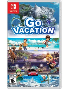 Nintendo Go Vacation Switch Perus Nintendo 2523940 - 1