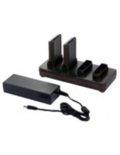 Honeywell CX80G-QBC-UV-0 mobiililaitteen laturi Musta Sisätila Honeywell CX80G-QBC-UV-0 - 1