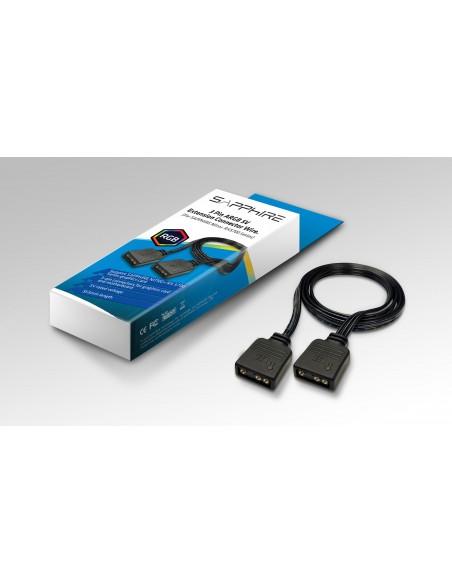 Sapphire 3pin ARGB 0.555 m Sapphire Technology 44007-01-20G - 2