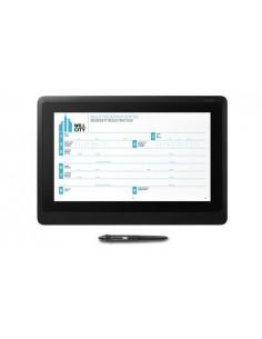 """Wacom Interactive Pen Display 15.6"""" (EU) 39.6 cm (15.6"""") Musta LCD Wacom DTK1660EK0B - 1"""