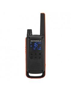 Motorola Talkabout T82 radiopuhelin 16 kanavaa 446 - 446.2 MHz Musta, Oranssi Motorola 188068 - 1