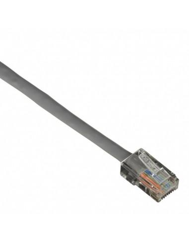 Black Box CAT6PC-B-005-GY verkkokaapeli 1.5 m Cat6 U/UTP (UTP) Harmaa Black Box CAT6PC-B-005-GY - 1