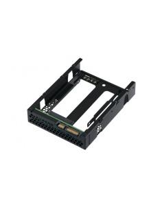 """QNAP QDA-A2AR storage drive enclosure HDD/SSD Black 2.5"""" Qnap QDA-A2AR - 1"""