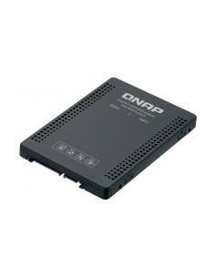 QNAP QDA-A2MAR tallennusaseman kotelo SSD-kotelo Musta M.2 Qnap QDA-A2MAR - 1