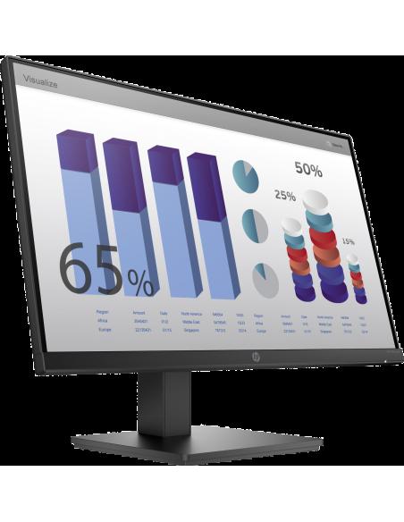 """HP P24q G4 60.5 cm (23.8"""") 2560 x 1440 pikseliä Quad HD LED Musta Hp 8MB10AA#ABB - 3"""