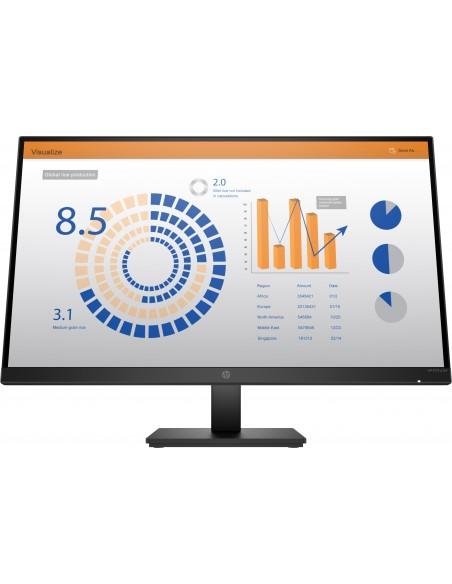 HP P27q G4 QHD Height Adjust Monitor Hp 8MB11AA#ABB - 1