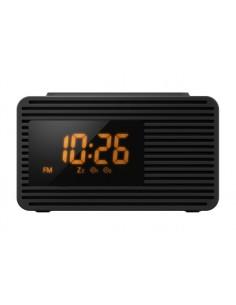 Panasonic RC-800EG-K radioapparater Klockradio Svart Panasonic RC800EGK - 1