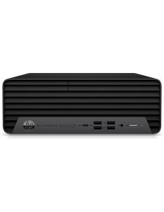 HP EliteDesk 805 G6 4750G SFF AMD Ryzen 7 Pro 16 GB DDR4-SDRAM 512 SSD Windows 10 PC Svart Hp 273A4EA#UUW - 1