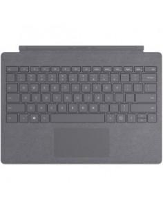 Microsoft Surface Pro Signature Type Cover QWERTZ Saksa Platina port Microsoft FFQ-00145 - 1