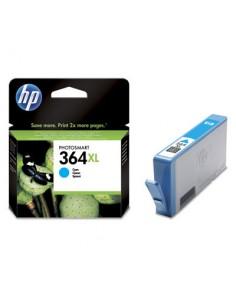 HP 364XL 1 styck Original Hög (XL) avkastning Cyan Hp CB323EE#ABB - 1