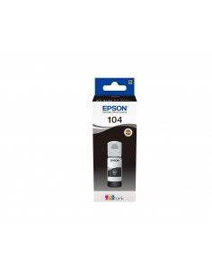 Epson 104 EcoTank Black ink bottle Epson C13T00P140 - 1