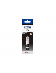 Epson 106 EcoTank Photo Black ink bottle Epson C13T00R140 - 1