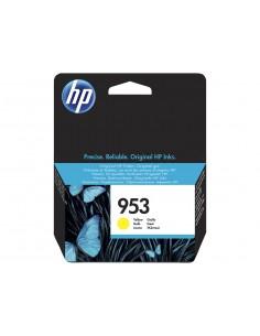 HP 953 Yellow Original Ink Cartridge Standard Yield Hp F6U14AE#BGX - 1