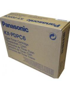 Panasonic KX-PDPK6 värikasetti Alkuperäinen Musta 1 kpl Panasonic KX-PDPK6 - 1
