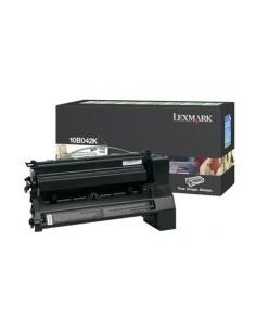 Lexmark 10B042K toner cartridge 1 pc(s) Original Black Lexmark 10B042K - 1