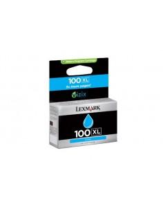 Lexmark 100XL Alkuperäinen Syaani 1 kpl Lexmark 14N1069E - 1