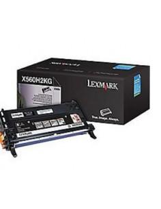 Lexmark 24B6720 värikasetti Alkuperäinen Musta 1 kpl Lexmark 24B6720 - 1