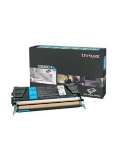 Lexmark 00C5240CH Alkuperäinen Syaani Lexmark C5240CH - 1