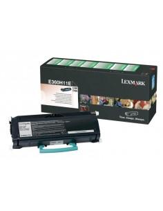 Lexmark E360H11E värikasetti Alkuperäinen Musta 1 kpl Lexmark E360H11E - 1