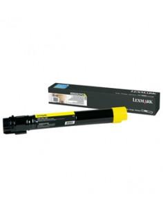 Lexmark X950X2YG värikasetti Alkuperäinen Keltainen 1 kpl Lexmark X950X2YG - 1
