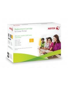 Xerox Värikasetti, keltainen. Vastaa tuotetta HP C9732A. Yhteensopiva avec Colour LaserJet 5500. 5550-tulostimen kanssa Xerox 00
