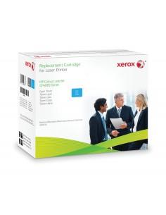 Xerox Värikasetti, syaani. Vastaa tuotetta HP CB401A. Yhteensopiva avec Colour LaserJet CP4005-tulostimen kanssa Xerox 003R99733