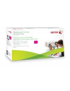 Xerox Magenta toner cartridge. Motsvarar HP Q6003A. Passar till Colour LaserJet 1600. 2600/2605, CM1015/1017 MFP Xerox 003R99771