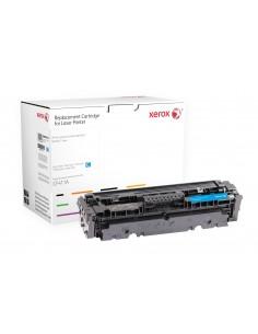 Xerox Värikasetti, syaani. Vastaa tuotetta HP CF411A. Yhteensopiva avec Color LaserJet Pro MFP M477, M377 Xerox 006R03516 - 1