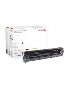 Xerox Värikasetti, musta. Vastaa tuotetta HP CE320A. Yhteensopiva avec Colour LaserJet CM1415, CP1210, CP1510-tulostimen kanssa