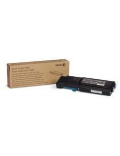 Xerox Phaser 6600/WorkCentre 6605. syaani värikasetti (normaali kapasiteetti, 2 000 sivua) Xerox 106R02245 - 1