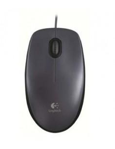 Logitech Mouse M90 hiiri USB A-tyyppi Optinen 1000 DPI Logitech 910-001794 - 1
