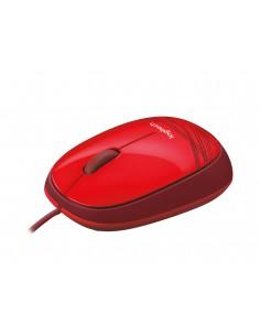 Logitech M105 hiiri USB A-tyyppi Optinen Molempikätinen Logitech 910-002945 - 1