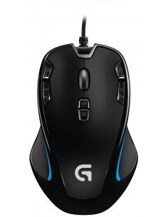 Logitech G300s hiiri USB 2500 DPI Molempikätinen Logitech 910-004346 - 1