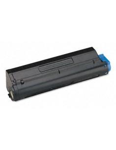 OKI MB480 Black Toner Cartridge Alkuperäinen Musta Oki 43979216 - 1