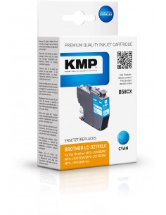 KMP 1538.4003 mustekasetti Yhteensopiva Syaani 1 kpl Kmp Creative Lifestyle Products 1538,4003 - 1