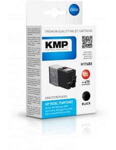 KMP 1756.0201 värikasetti Yhteensopiva Musta 1 kpl Kmp Creative Lifestyle Products 1756,0201 - 1