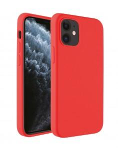 """Vivanco Hype matkapuhelimen suojakotelo 15.5 cm (6.1"""") Suojus Punainen Vivanco 62152 - 1"""